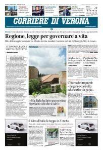 Corriere di Verona - 17 Maggio 2018