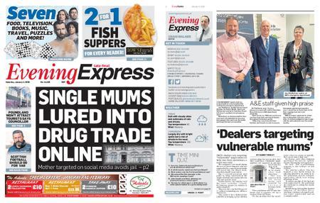 Evening Express – January 04, 2020