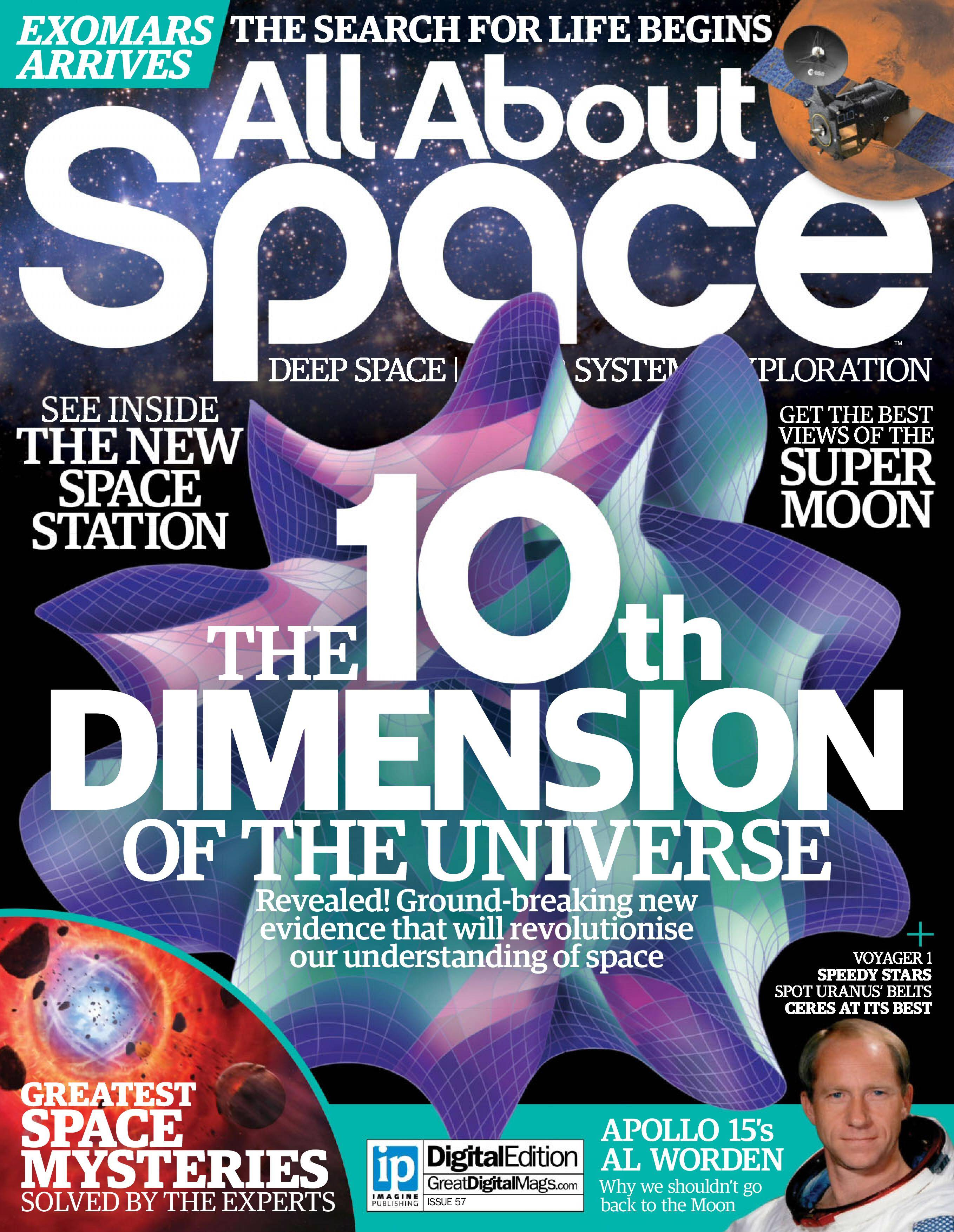All About Space - December 2016