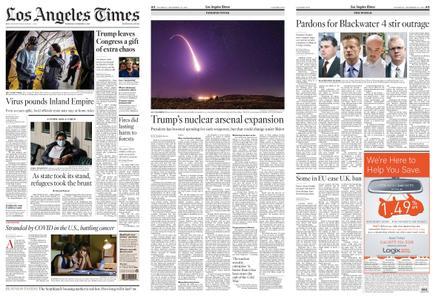 Los Angeles Times – December 24, 2020