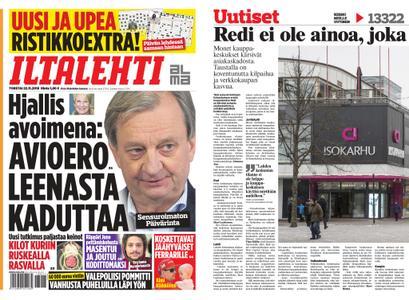Iltalehti – 22.11.2018