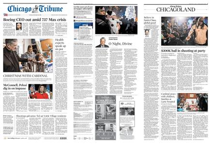 Chicago Tribune – December 24, 2019