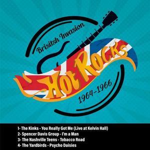 VA - Hot Rocks British Invasion 1964-1968 (2019)