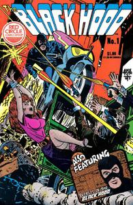 Dark Circle-The Black Hood Red Circle No 01 2013 Hybrid Comic eBook