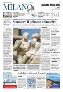 Corriere della Sera Milano - 14 Agosto 2018