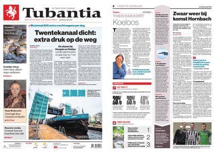 Tubantia - Enschede – 05 april 2018