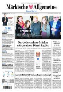 Märkische Allgemeine Dosse Kurier - 08. Januar 2019