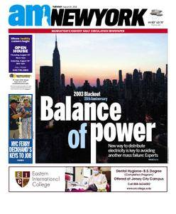 AM New York - August 14, 2018