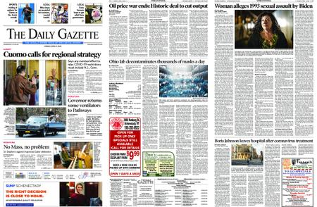 The Daily Gazette – April 13, 2020