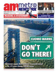 AM New York - October 21, 2020