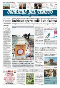 Corriere del Veneto Vicenza e Bassano – 11 ottobre 2018