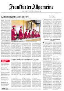 Frankfurter Allgemeine Zeitung - 27 Februar 2020