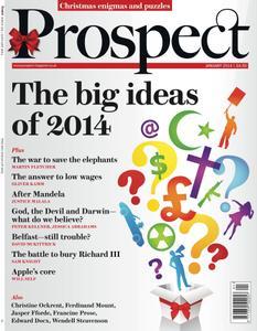 Prospect Magazine - January 2014