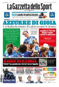 La Gazzetta dello Sport Roma – 10 giugno 2019