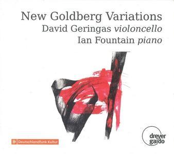David Geringas, Ian Fountain - New Goldberg Variations (2018)
