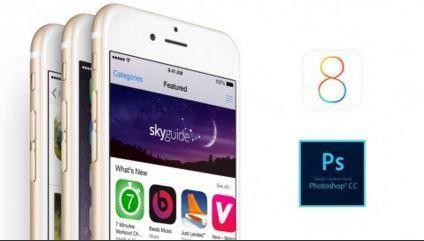 iOS 8 Mobile App Design: UI & UX Design From Scratch