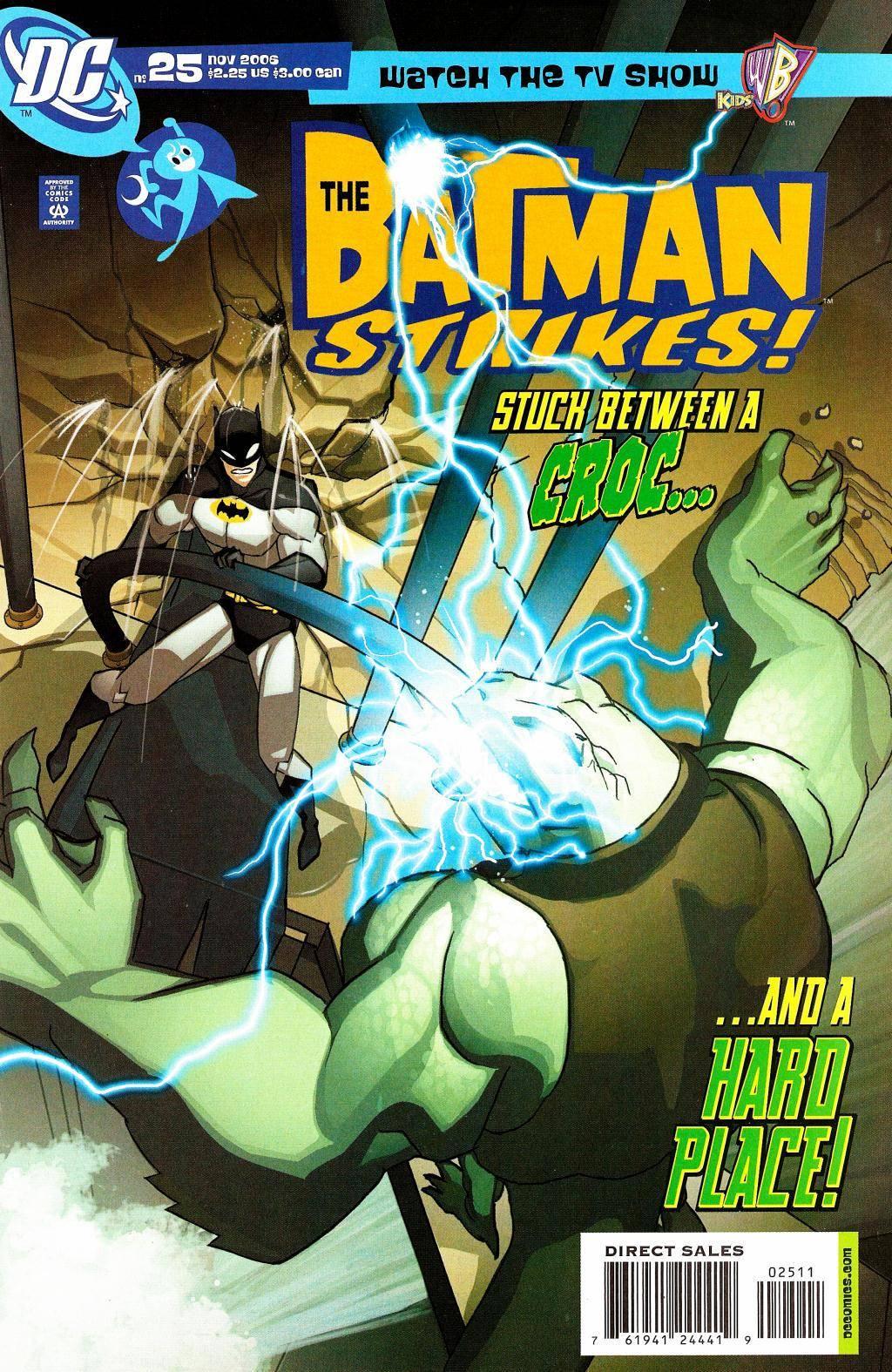 Batman Strikes 025