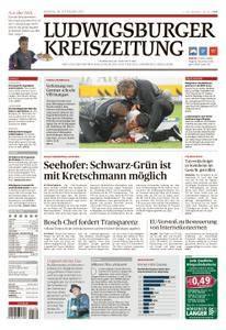 Ludwigsburger Kreiszeitung - 18. September 2017