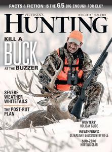 Petersen's Hunting - December 2019