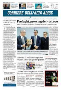 Corriere dell'Alto Adige - 13 Ottobre 2017