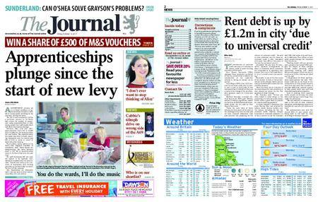 The Journal – October 13, 2017
