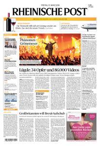Rheinische Post – 15. März 2019