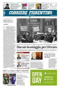 Corriere Fiorentino La Toscana - 1 Febbraio 2018