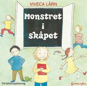 «Monstret i skåpet» by Viveca Lärn