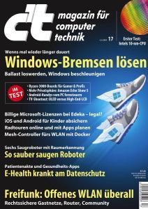 c't Magazin - 3 August 2019
