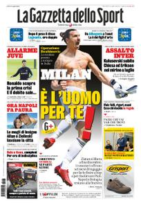 La Gazzetta dello Sport Sicilia – 13 novembre 2019