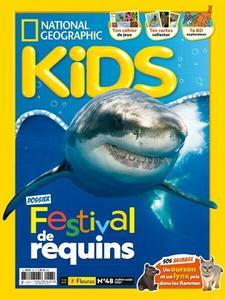 National Geographic Kids France - Juillet-Août 2021