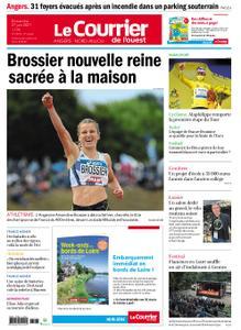 Le Courrier de l'Ouest Angers – 27 juin 2021