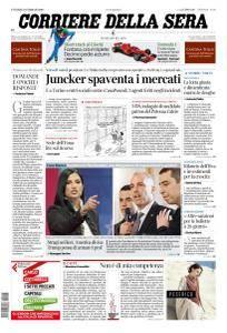 Corriere della Sera - 23 Febbraio 2018