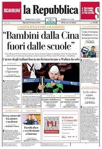 la Repubblica - 4 Febbraio 2020
