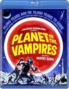 Planet of the Vampires (1965) Terrore nello spazio