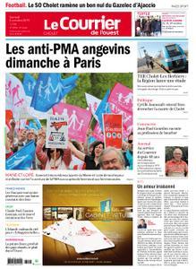 Le Courrier de l'Ouest Cholet – 05 octobre 2019