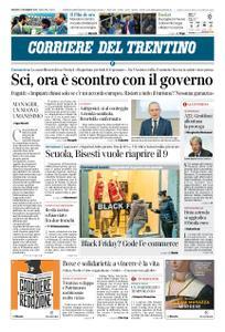 Corriere del Trentino – 27 novembre 2020