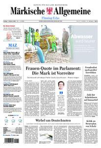 Märkische Allgemeine Fläming Echo - 01. Februar 2019