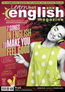Learn Hot English - Issue 185 - October 2017