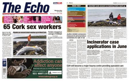 Evening Echo – April 28, 2021