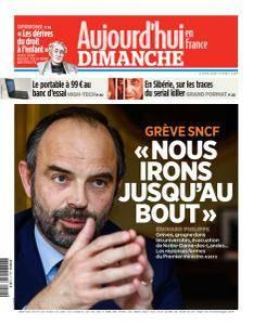 Aujourd'hui en France du Dimanche 8 Avril 2018