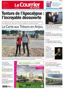 Le Courrier de l'Ouest Angers – 28 avril 2021