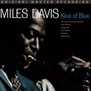 Miles Davis - Kind Of Blue (1959) [Vinyl Rip 16/44 & mp3-320 + DVD]