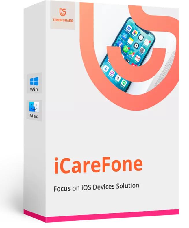 Tenorshare iCareFone 5.5.0.32 Multilingual