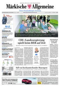 Neue Oranienburger Zeitung - 18. Mai 2019