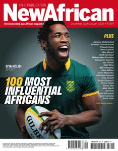 New African - December January 2020