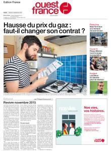 Ouest-France Édition France – 04 septembre 2021