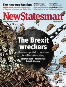 New Statesman - 5 - 11 April 2019