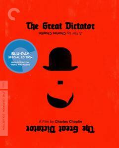 The Great Dictator (1940) + Extras [The Criterion Collection]