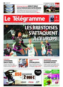 Le Télégramme Brest – 29 mai 2021